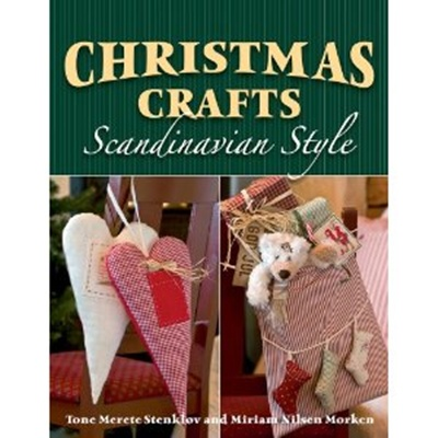 Craft Ideas Xmas Gifts on Christmas Crafts Scandinavian Style Book Review   Simply Sweet Home