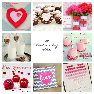 20 valentines day ideas