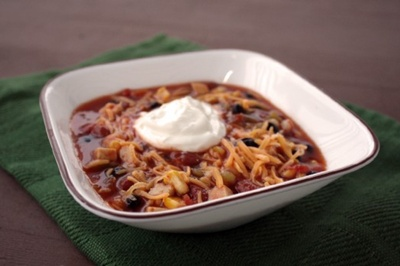 Enchilada Soup
