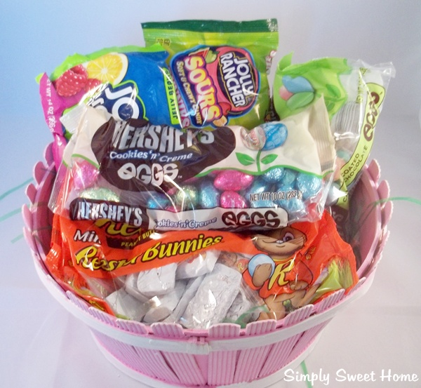 Head Over To The Hersheys Website See All Goodies You Could Use Fill Up Your Easter Baskets This Year