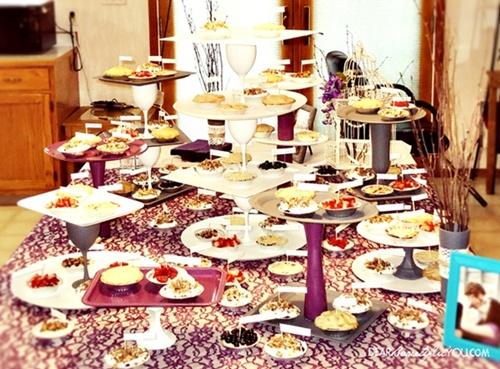 DIY Dessert Trays