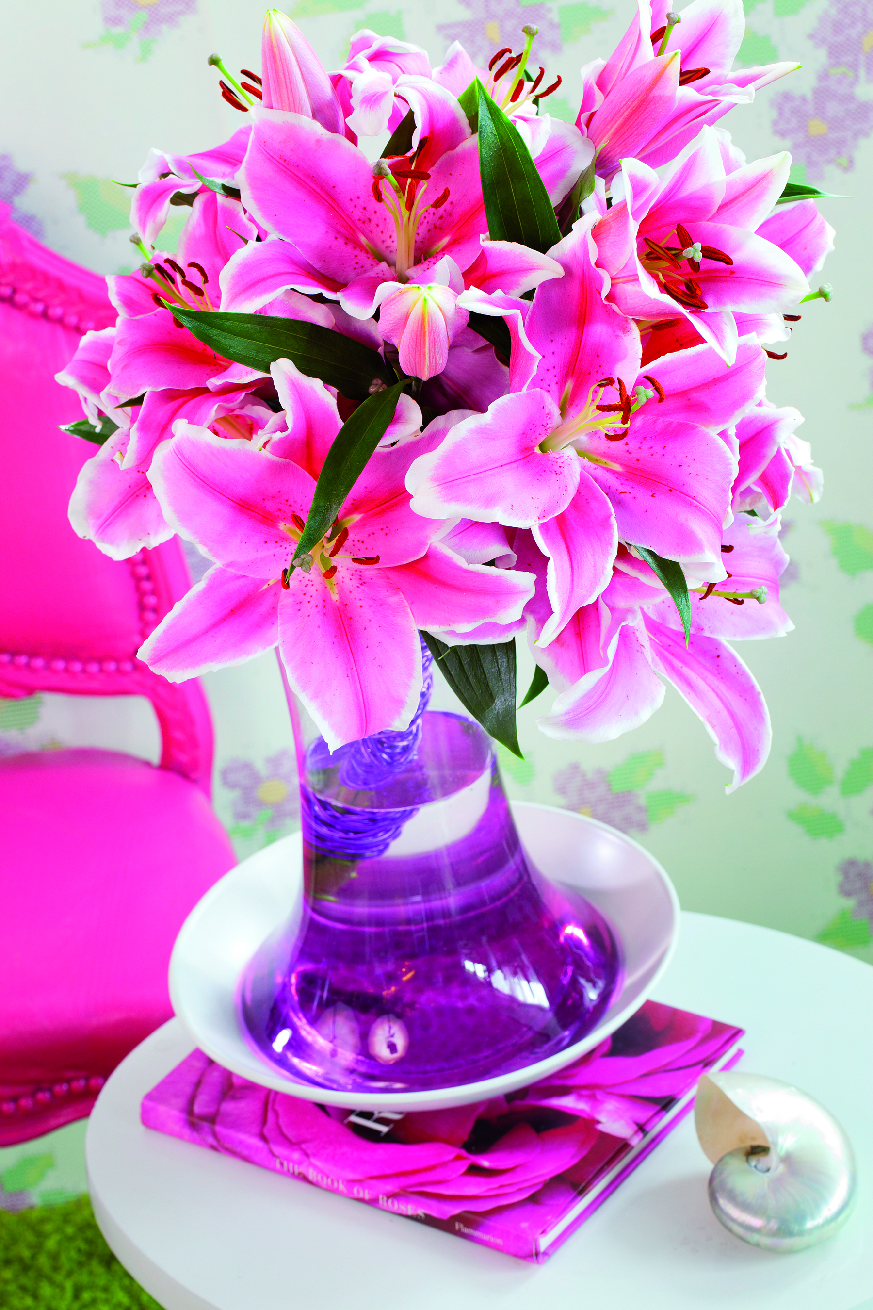 Give The Gift Of Lilies This Spring