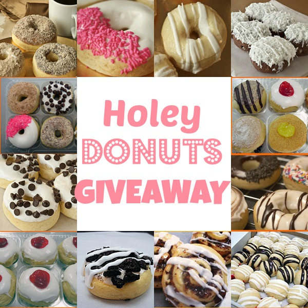 Holey Donuts Giveaway