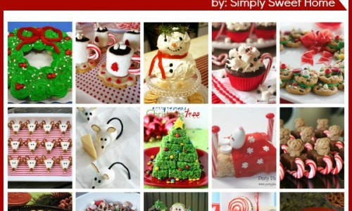 15 Christmas Party Treats