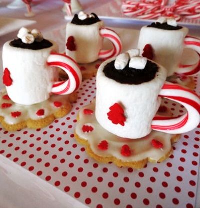 15 christmas party treats and a linky party simply sweet home