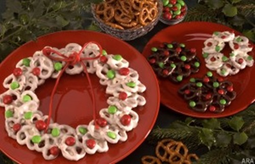 15 Christmas Party Treats and a Linky Party - Simply Sweet Home