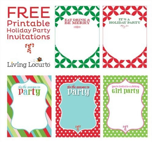 image about Printable Holiday Tags called Free of charge Printable Holiday vacation Tags, Recipe Playing cards even more! - Very easily