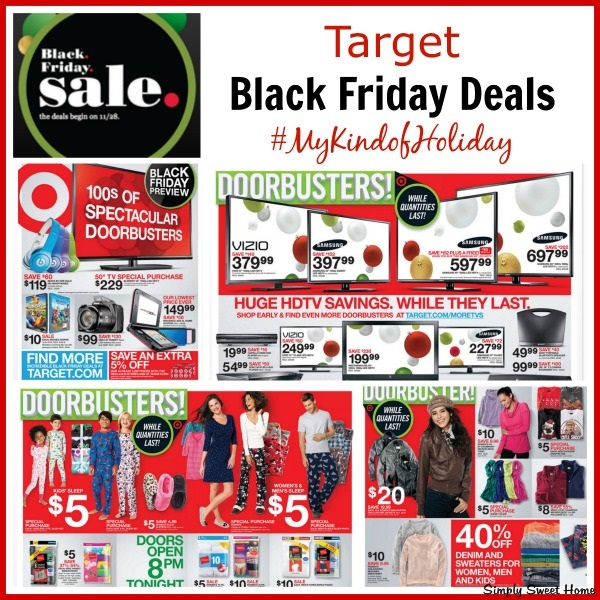 black friday shopping with target mykindofholiday