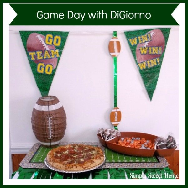Game Day with Digiorno