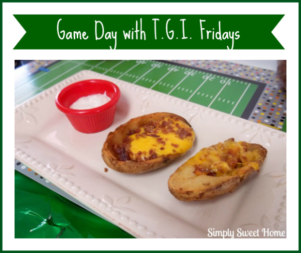 Game Day with TGI Fridays