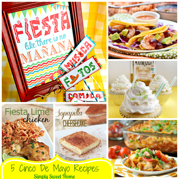 5 Cinco de Mayo Recipes