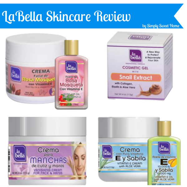 Summer health beauty series la bella skincare review for La cabine skincare