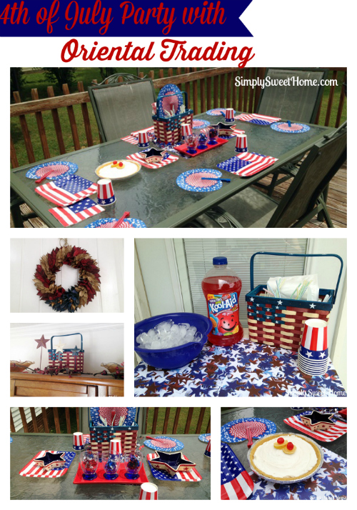 4Th Of July Backyard Party Ideas patriotic archives - simply sweet home