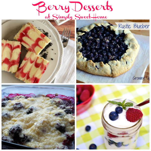 friday favorites – week 221 – featuring berry desserts