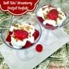 Roll Tide Strawberry Pretzel Parfats