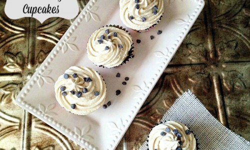 Chocolate Chip Cookie Dough Cupcake Tray