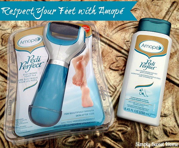amope foot care