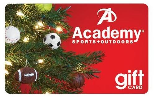 Academy Gift Card