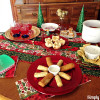 Holiday Appetizer Party Table