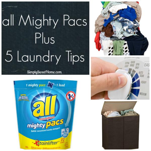 5 Laundry Tips