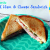 Grilled Ham and Cheese Sandwich 2