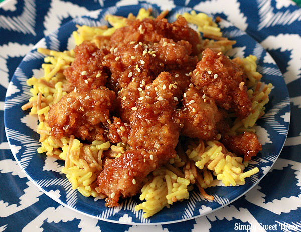 Honey garlic chicken recipe heartburn free with nexium simply honey garlic chicken ive already mentioned our love for chinese food id say its one of my favorite things to eat out but as much as i love it forumfinder Image collections