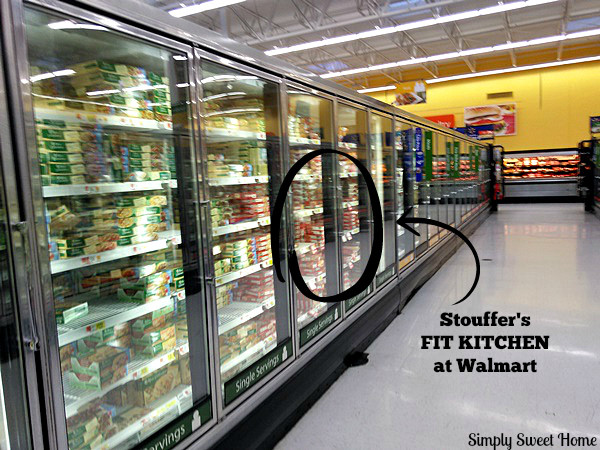 You can find Stouffer's Fit Kitchen Steak Fajitas and other great