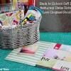 Back to School Gift Basket