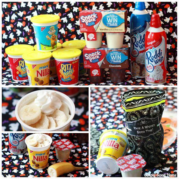 banana pudding go paks wicked good treat bag printable and tutorial