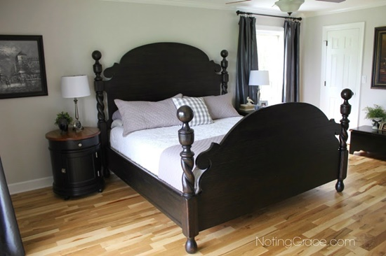 Master Bedroom Reveal from from Noting Grace
